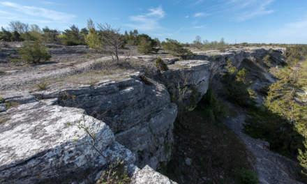 Södra hällarna –Cliff II