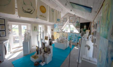 Ungesmiss Gård –art atelier
