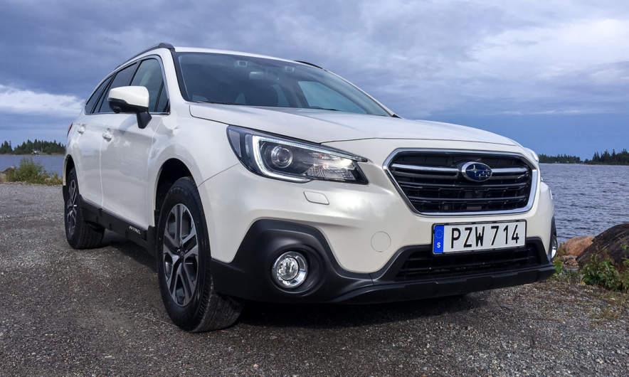 """My"" Subaru Outback 2018"