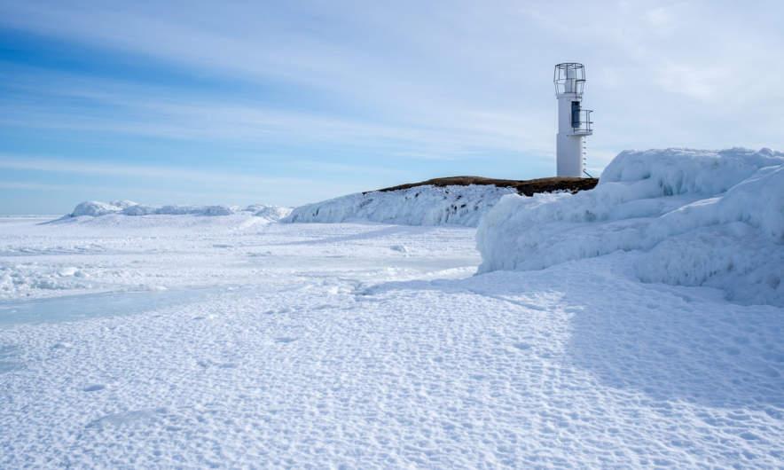 2016-03-20 – The lighthouse on the island Kågnäshällan