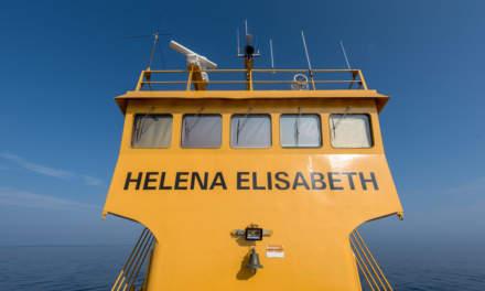 Holmön ferry I