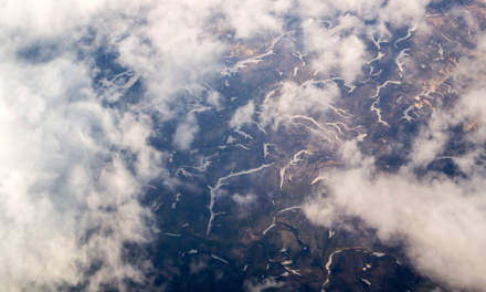 Iceland from above IV