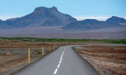 From Reykjavík to Hveravellir IV
