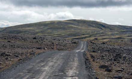 From Reykjavík to Hveravellir V