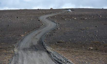 From Reykjavík to Hveravellir VI