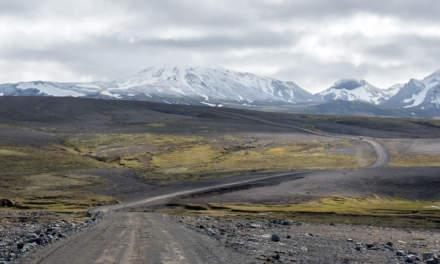 From Reykjavík to Hveravellir VII