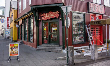 Jólahúsið, a whole year round Christmas shop