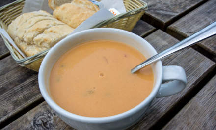 Sægreifinn – The famous and delicious lobster soup