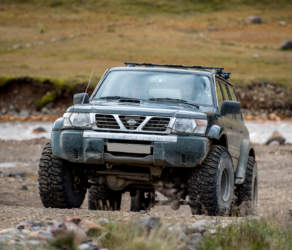 Off-road vehicle XI – Nissan Patrol