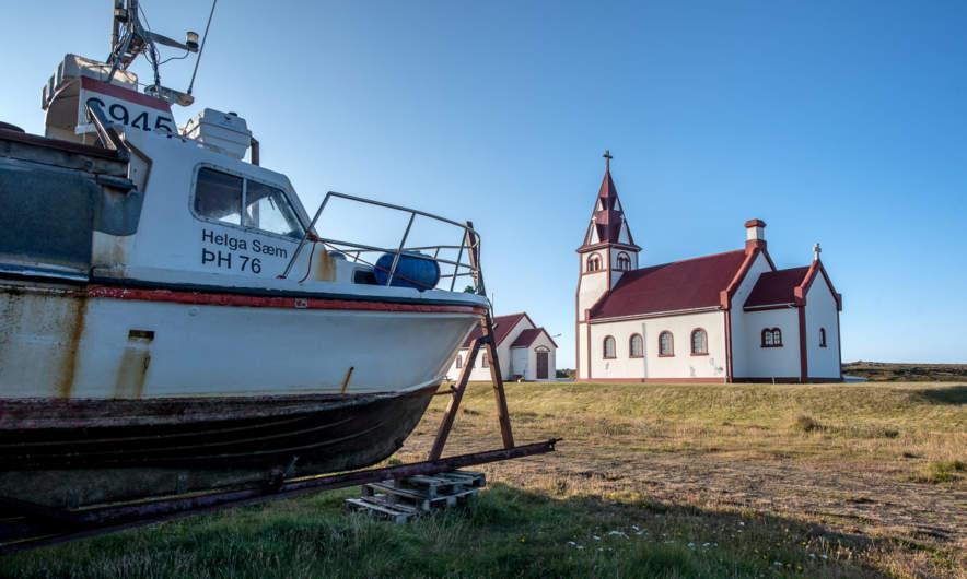 Raufarhöfn church