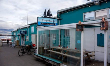 Sægreifinn – The Sea Baron Restaurant