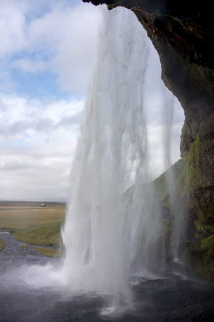 Seljalandsfoss IV