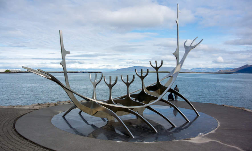 Sólfar (The Sun Voyager)