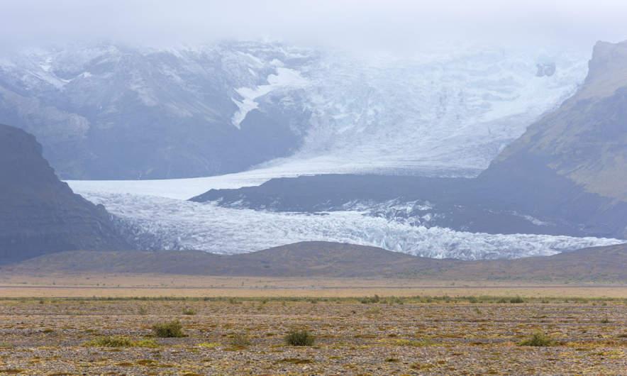 Svinafellsjökull from the Ring Road