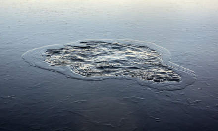 Ice hole