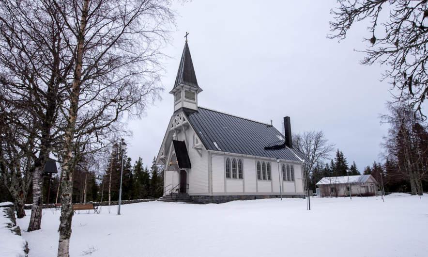 Holmöns kyrka