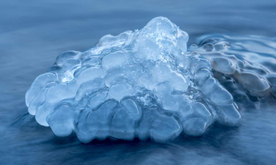 Humpback ice cap II