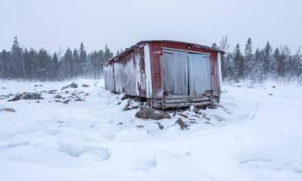 Boat shed I