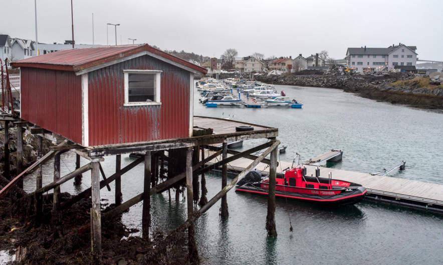 Brønnøysund I