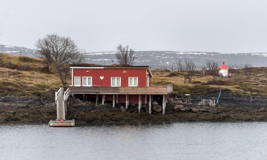 Buholmen in Brønnøysund