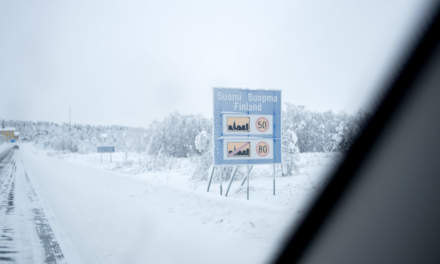 Finland ahead!