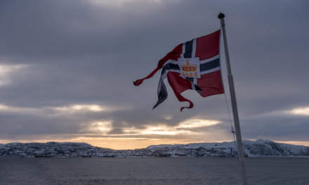 Hurtigruten flag