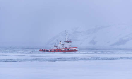 The Icebreaker Kraft Johanssen