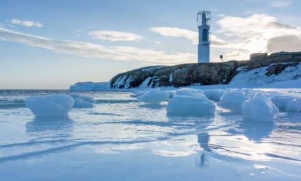 Kågnäshällan lighthouse I