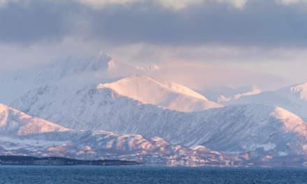 Norwegian Mountains I