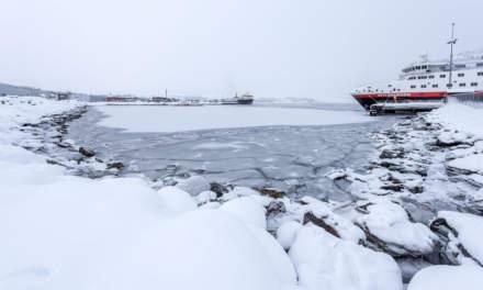 MS Spitsbergen in Kirkenes I