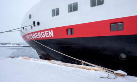 MS Spitsbergen in Kirkenes II