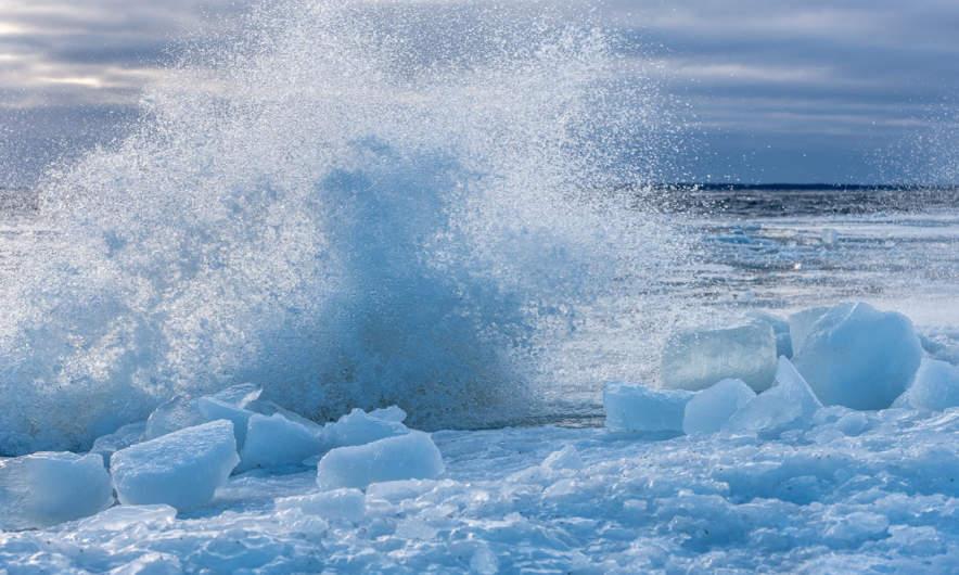 Sea spray I