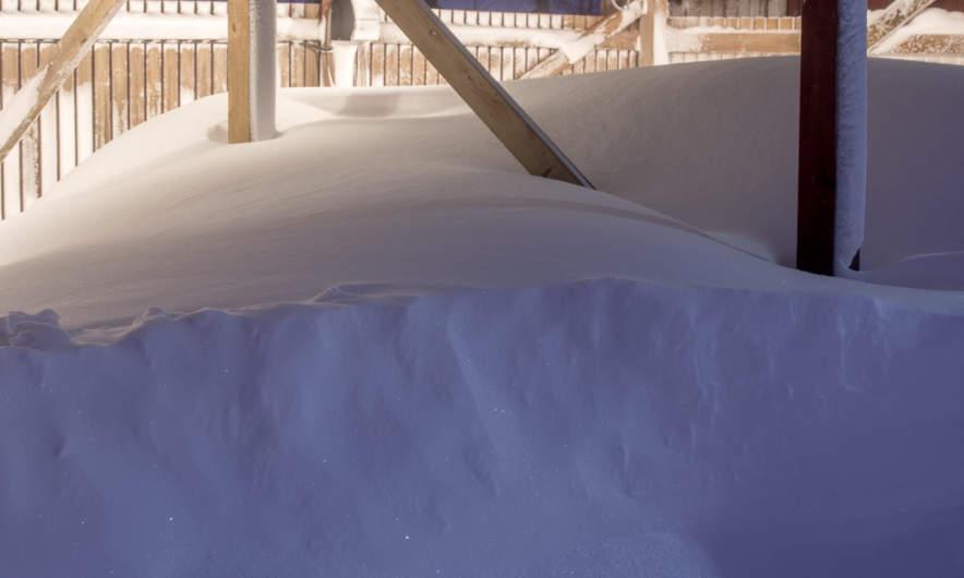 Snowdrift II