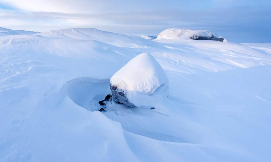 """""""Snowy snaufell"""""""