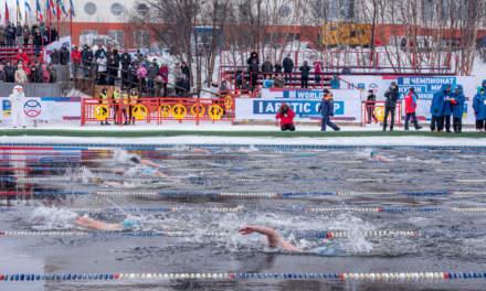 500 m freestyle