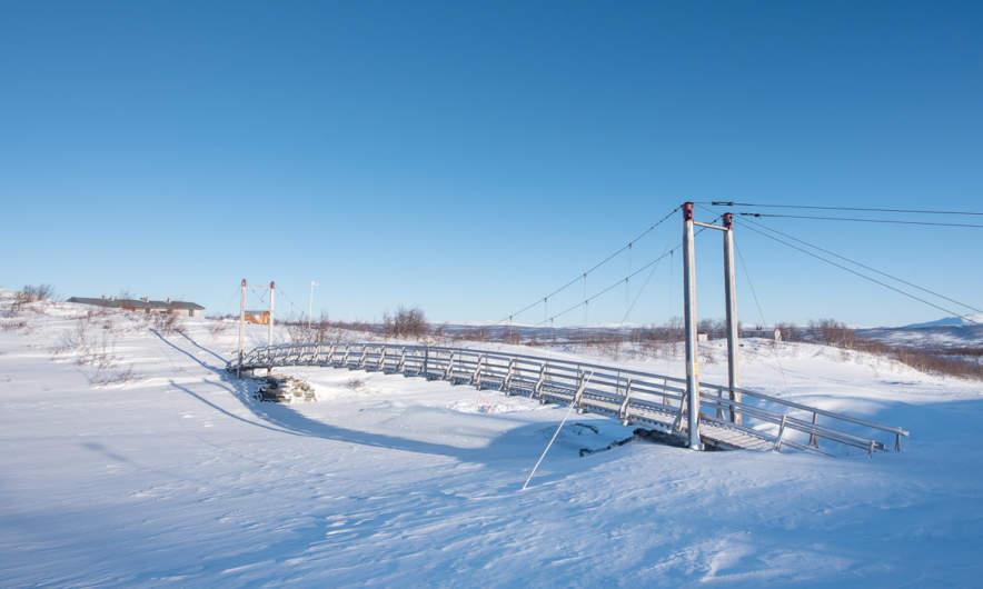 Bridge over the Voehpejohke