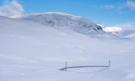 """The bridge to """"Klippen"""""""