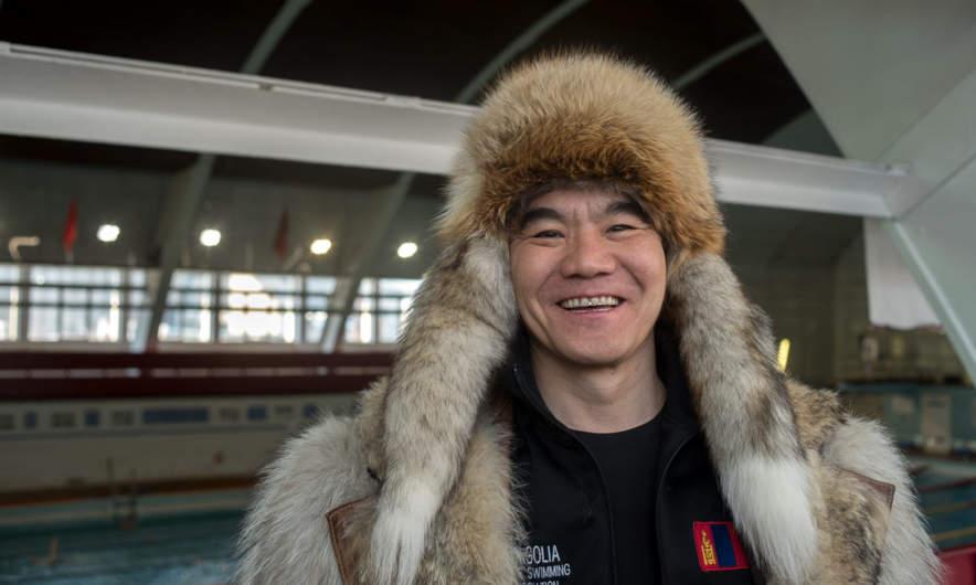Davaadorj Shagdarsuren from Mongolia II