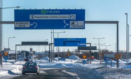 Tornio/Finland ahead