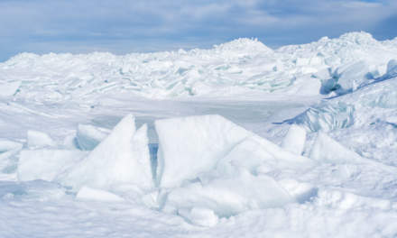 An almost secret world of ice – XI