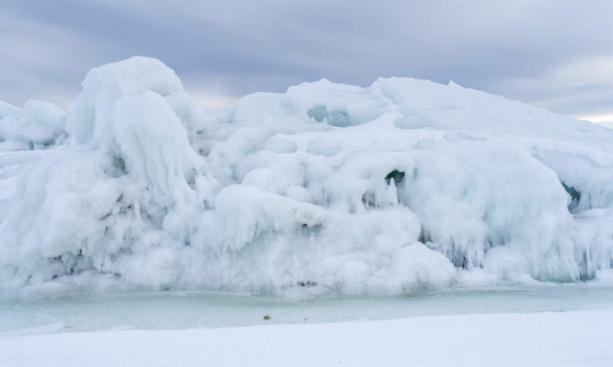 An almost secret world of ice – IV