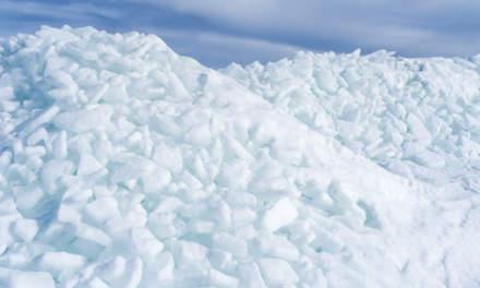 An almost secret world of ice – IX
