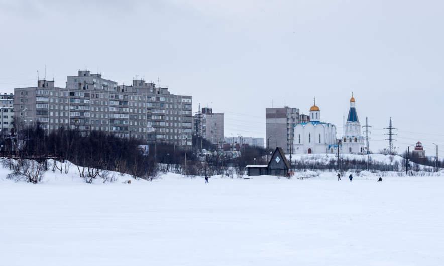 Lake Semyonovskoye