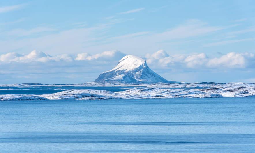 The island Lovund