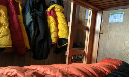 Our bunk bed room