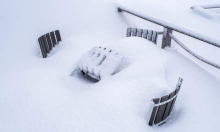 Snowy furnitures II