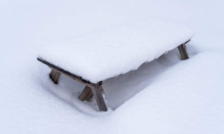 Snowy furnitures I