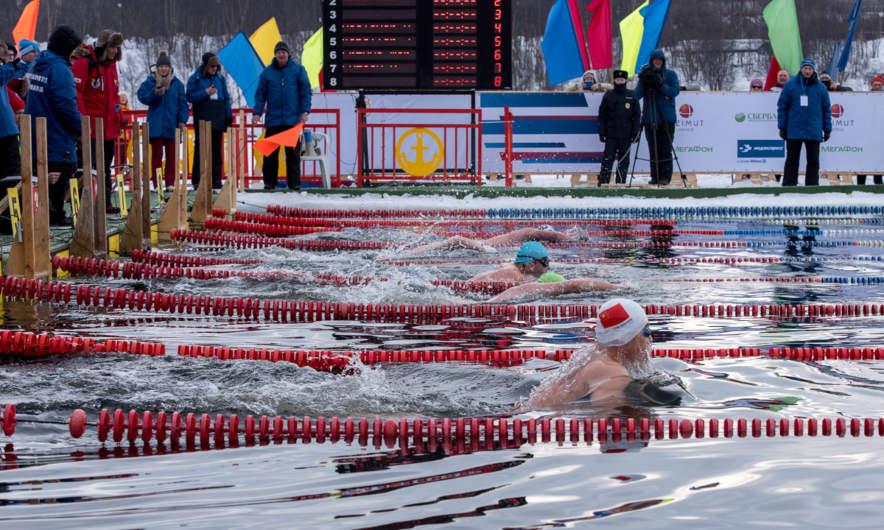 1000 m men, heat 2