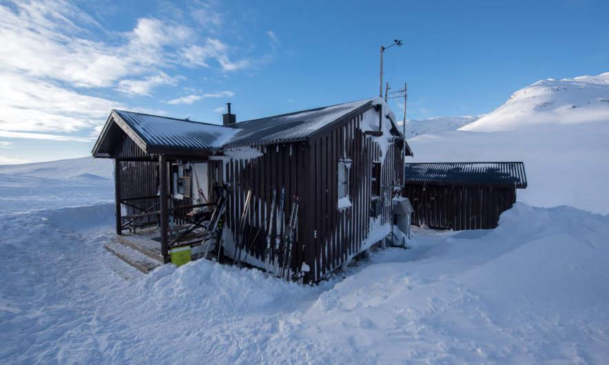 Viterskalet mountain cabin I