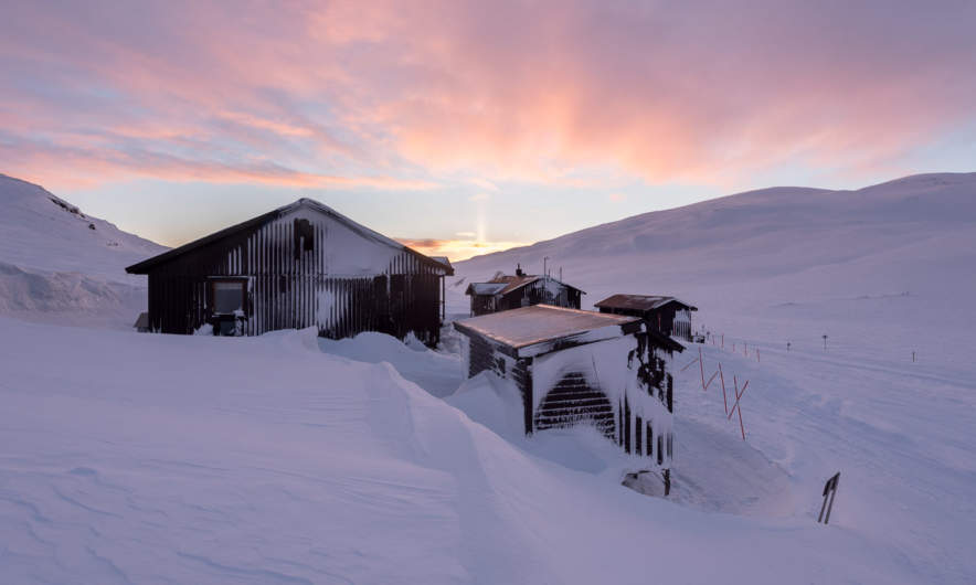 Viterskalet mountain lodge II
